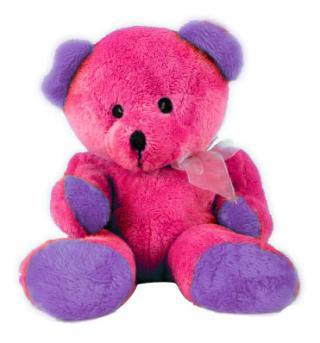 Розовые мишки, картинки розовых мишек, мишки тедди.